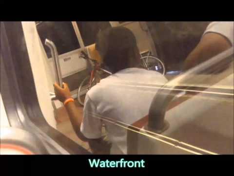 Washington DC Metro | Green Line FULL JOURNEY: Branch Avenue to Greenbelt