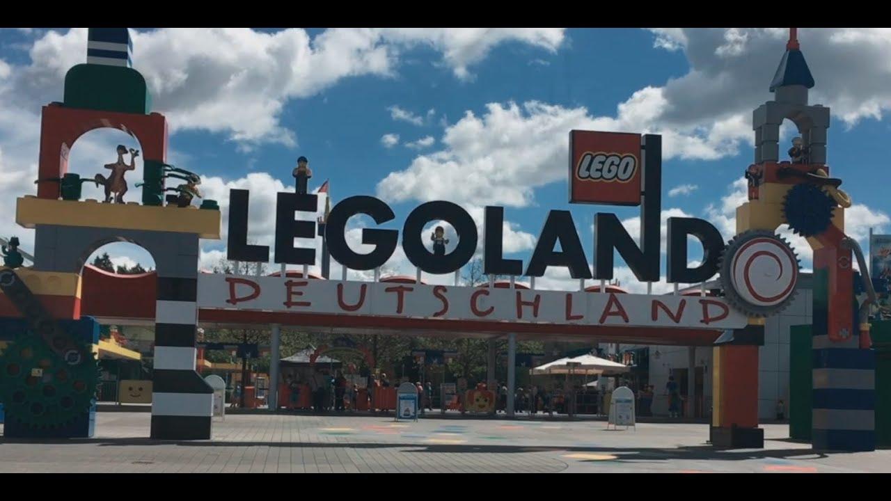 legoland mit kindern g nzburg legoland deutschland eindr cke attraktionen lego youtube. Black Bedroom Furniture Sets. Home Design Ideas