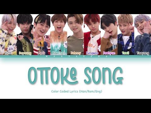 NCT 127 - Ottoke Song Cutie Aegyo (오또케송) Color Coded Lyrics (Han/Rom/Eng)