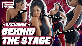 'JESSLIFE' (JessiTV) ep 9: *Exclusive* Behind The Stage