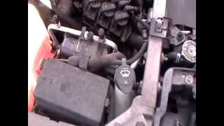 2002 Buick Le Sabre Limited battery jump location