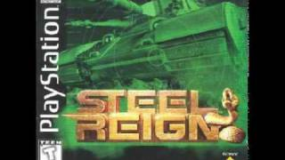 Steel Reign - Enemy Air Base OST