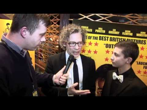 DEXTER FLETCHER & SAMMY WILLIAMS  FOR iFILM LONDON  WILD BILL  PREMIERE