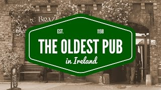 Oldest Pub in Ireland - Dublin