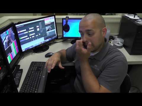 Church Streaming/DVD Recording Setup