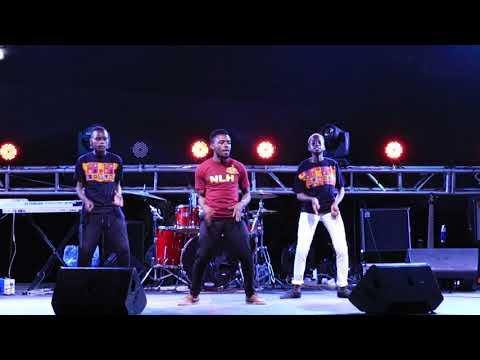 DEBORAH LUKALU - We Testify |Dance Choreography|