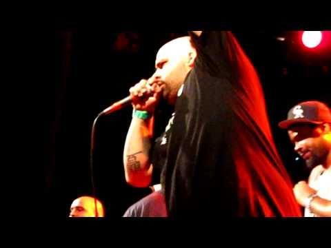 Army of the Pharaohs- Battle Cry @ Bowery Ballroom, NYC