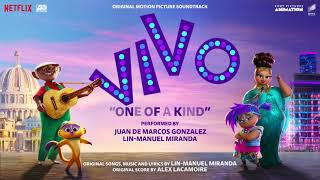 One Of A Kind - The Motion Picture Soundtrack Vivo (Official Audio)