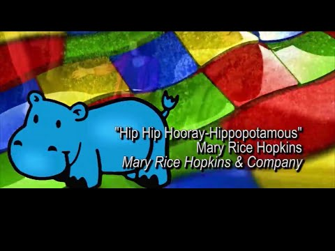 Hip Hip Hooray - Hippopotamous