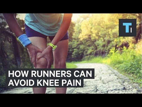 Thumbnail: How runners can avoid knee pain