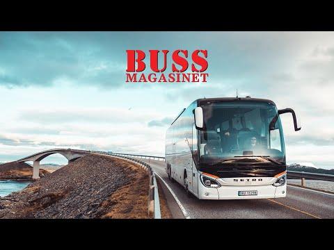 Gutta På Busstur - ATLANTERHAVSVEIEN I Setra 516 HD - Del 1