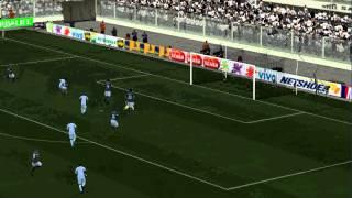 Gameplay  Fifa 13 Patch Total Brasil 0.5.1 -- PC (santos vs corinthians)