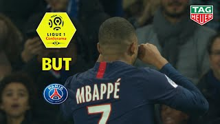 But Kylian MBAPPE (44') / Paris Saint-Germain - Olympique de Marseille (4-0)  (PARIS-OM)/ 2019-20