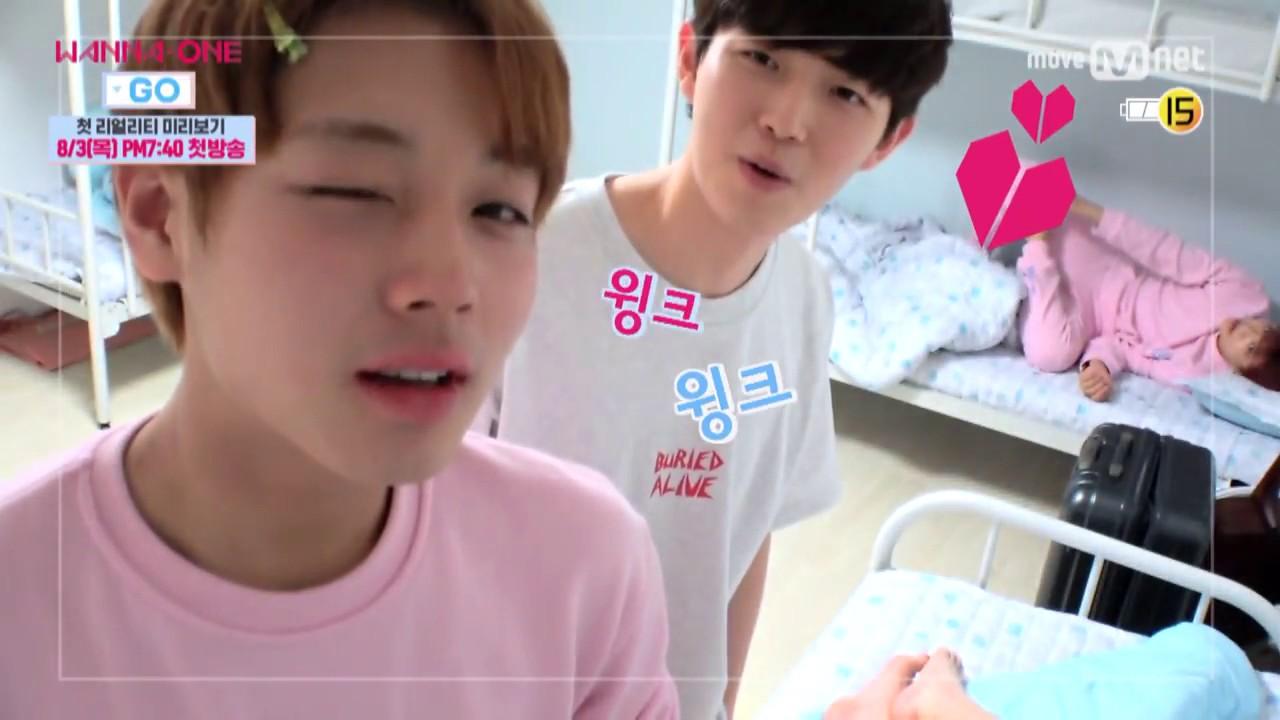 【繁體中字】Wanna One Go 初次會議現場公開 / 初次真人綜藝秀 搶先看170803 EP 1 - YouTube