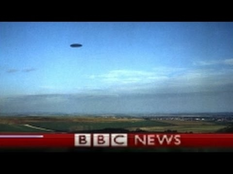 Best UK UFO Footage Ever Caught Live on BBC News | OVNI UFO's England