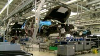Volkswagen Bratislava Plant Touareg Assembly