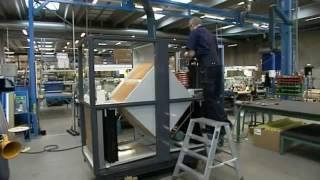 видео Осушитель воздуха Dantherm CDP 65