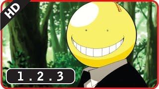 暗殺教室 1-2-3 Ansatsu Kyoushitsu 1-2-3.