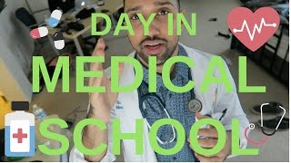 Day in the life of a 1st Year Medical Student I Medical School Vlog