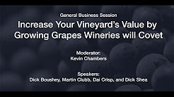 Oregon Wine Symposium2016   Increase Your Vineyard's Value by Growing Grapes Wineries Will Covet