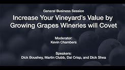 Oregon Wine Symposium2016 | Increase Your Vineyard's Value by Growing Grapes Wineries Will Covet
