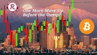 Bitcoin Price Prediction : One More Move Up? Episode 403 - Crypto Technical Analysis