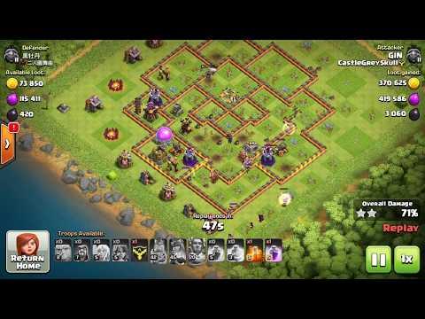 Healer Glitch in Clash of Clans 2017 update NEEDED