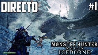 Vídeo Monster Hunter World: Iceborne