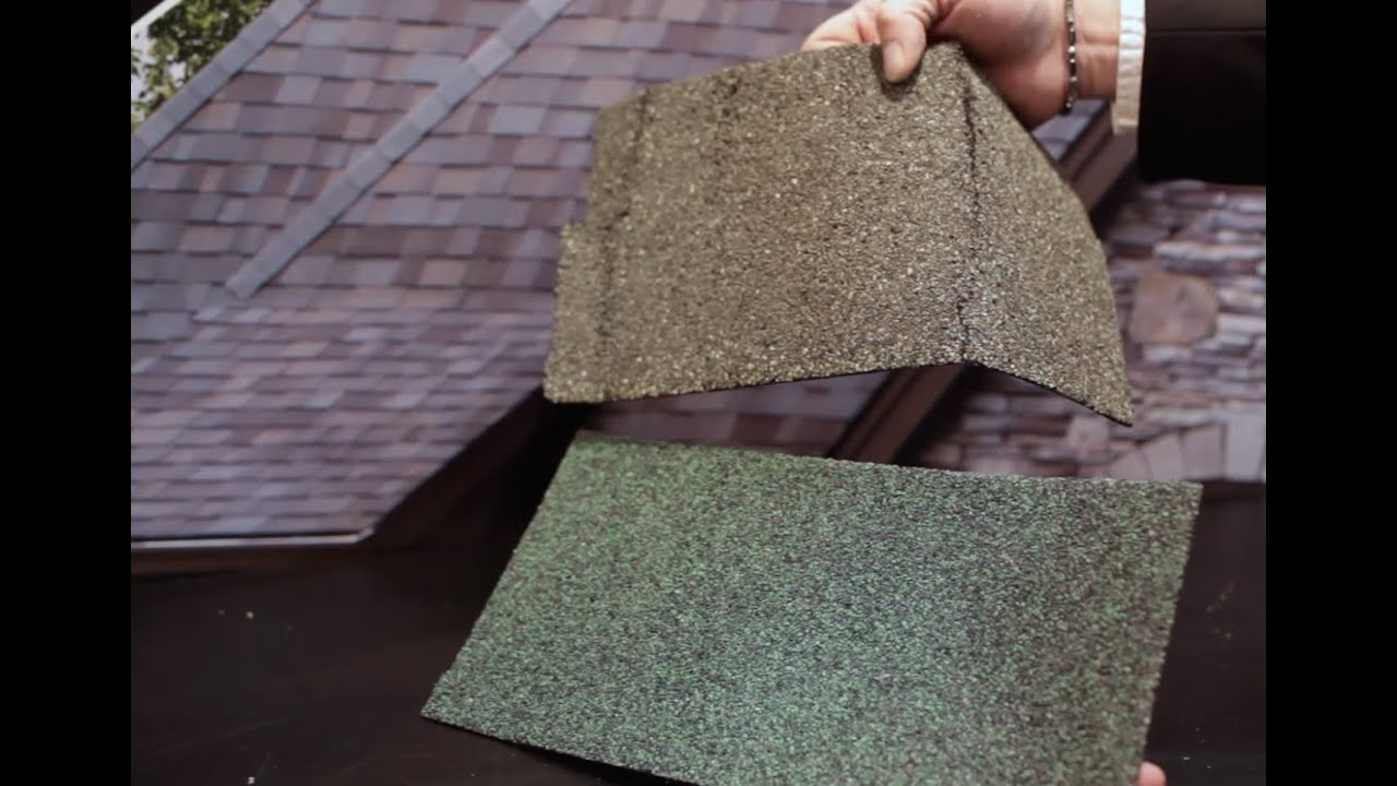 Flexor polymer modified asphalt roofing shingle for Polymer roofing shingles