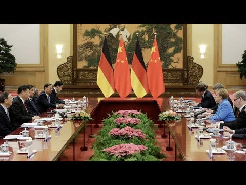 China Germany ties in a post order world