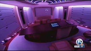 Star Trek inspired mansion for sale in Boca Raton
