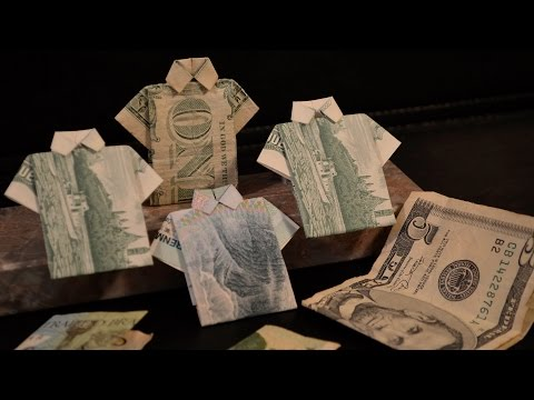 How To Make A Dollar Bill Shirt 💵👕