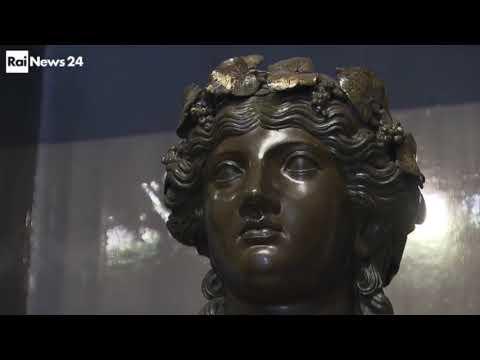 Galleria Borghese - Valadier. Splendore nella Roma del Settecento - Rainews24