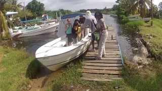 A Trip to Monkey River Belize