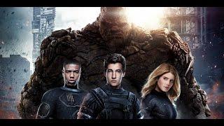 Трейлер  Фантастическая четверка 3 (2015)