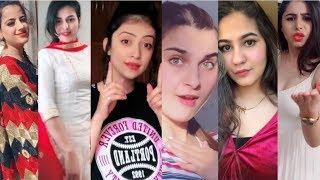Musically punjabi girls tiktok video #6 | neeliya nasheeliya bilori akhan dekhke | askofficial