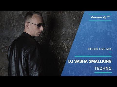 DJ Sasha smallKING /techno/ @ Pioneer DJ TV | Novosibirsk