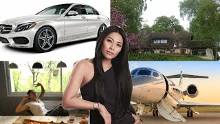 Lifestyle of Anggun Asia Got Talent Judge Networth Affairs Income House Car Family Bio