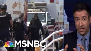 FBI Agent On White Supremacy: Trump Not Taking Threat Seriously | The Beat With Ari Melber | MSNBC