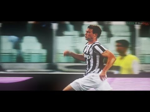 Stephan Lichtsteiner - Unstoppable! - Juventus 2014 HD