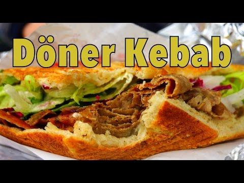 Döner Kebab: Tasty Turkish inspired German Street food in Berlin