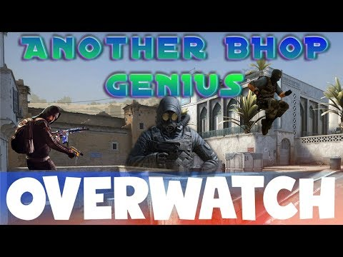 Another BHOP Genius CS:GO OVERWATCH thumbnail