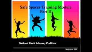 Safe Spaces Training Module Part 2 of 6, Attitudes