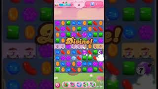 How to play Candy crush saga level 1665