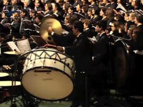 Carmina Burana - Carl Orff - Ave Formosissima - O Fortuna - CscUnB