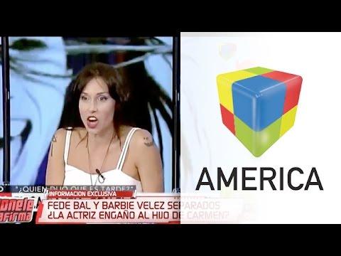 Erica García mandó al frente a Fede Bal: Siempre nos mandamos mensajes, ahora más