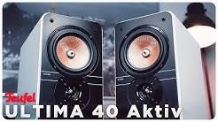 Teufel Ultima 40 Aktiv 2019 | Was ist neu? | Klangtest & Vergleich 2017er Modell