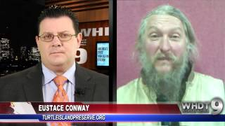 Natural Living Advocate RAIDED for Housing Violations - Eustace Conway