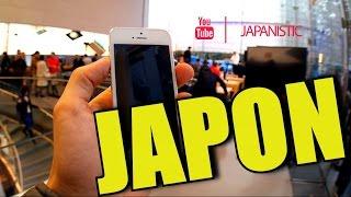 Mi iPhone esta HINCHADO!   TOKYO JAPON  [By JAPANISTIC]