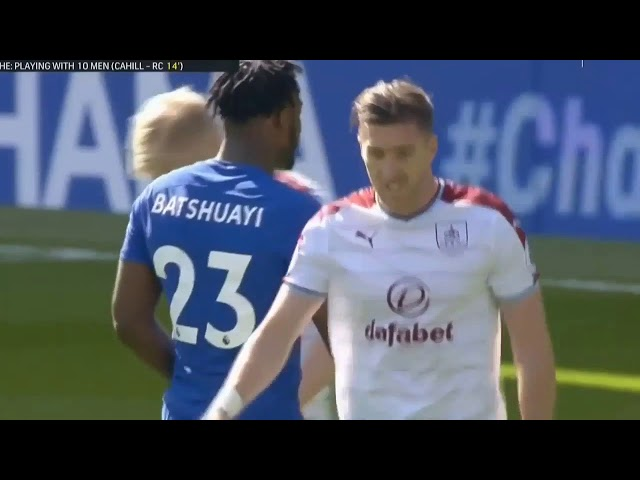 Chelsea v Burnley | highlights